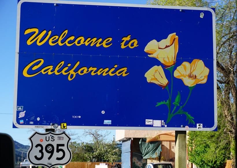 California State Line