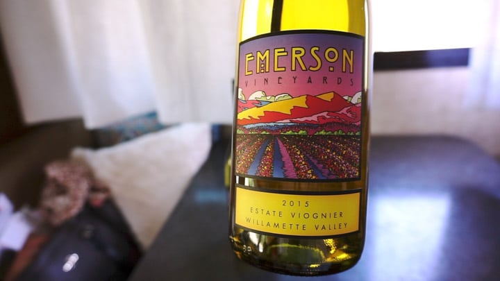 Emerson Vineyards Viognier