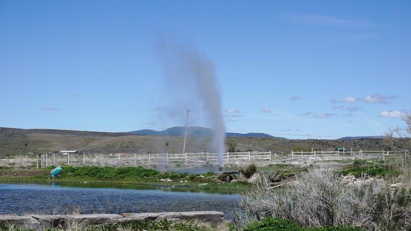 Old Perpetual geyser
