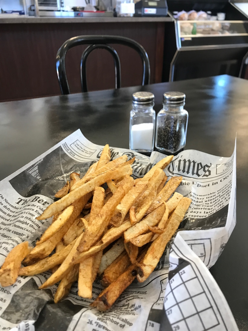 Idaho Museum Potato Fries