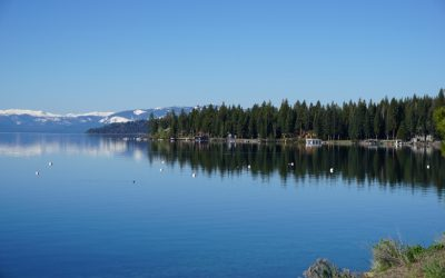 Lake Tahoe Loop & Overcoming Fears