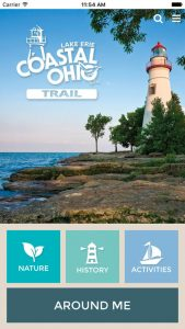 Lake Erie Coastal Trail App