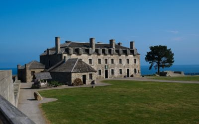 Fort Niagara on Great Lakes Seaway Trail