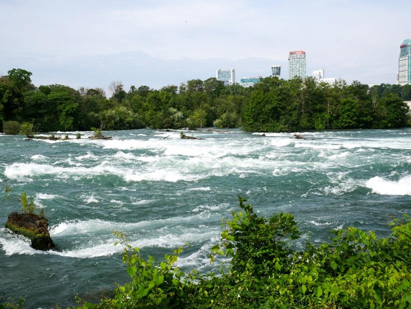 Niagara Falls Raging River