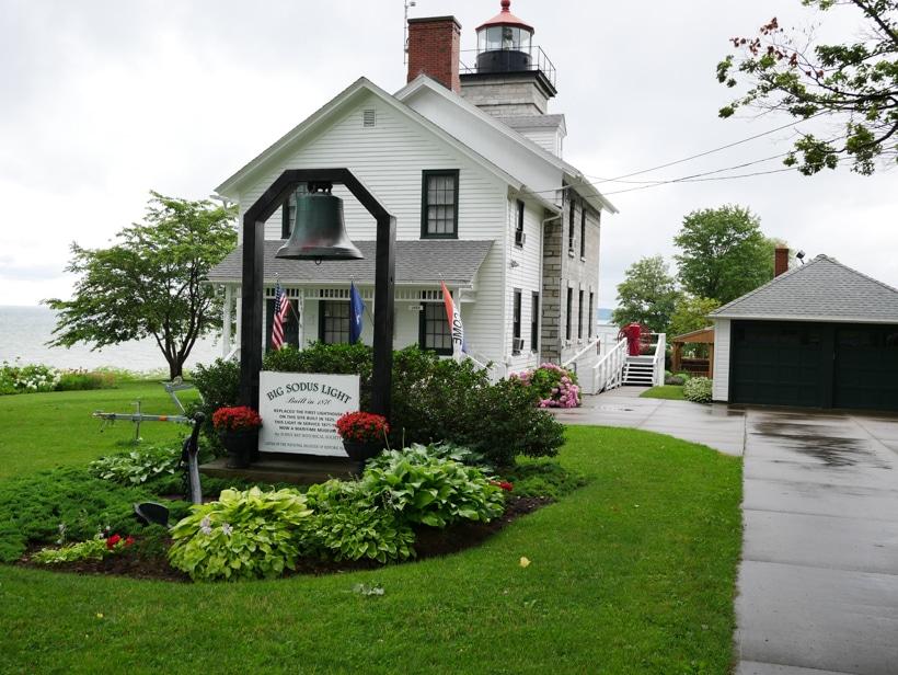 Sodus Point Lighthouse 2