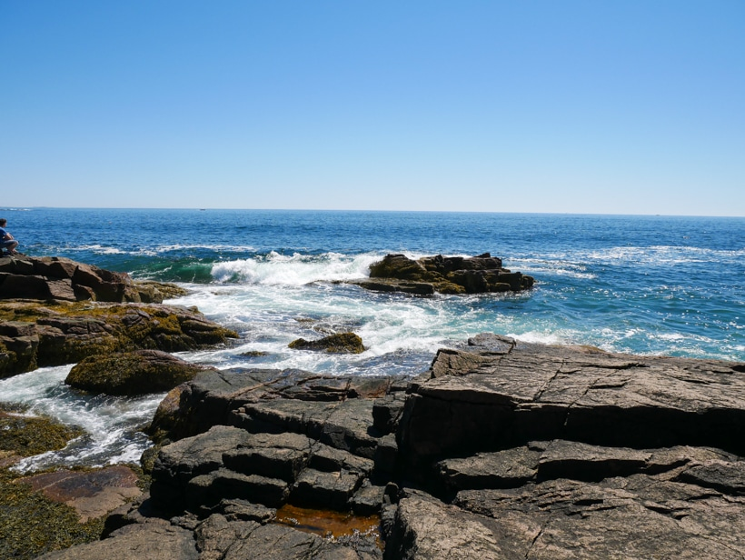 Acadia Atlantic Ocean