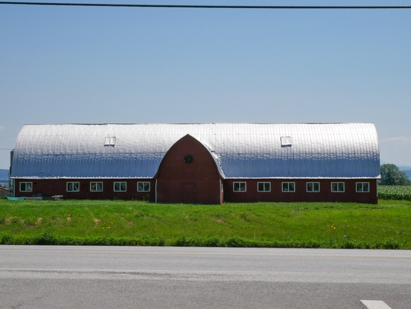 Champlain Islands Barn
