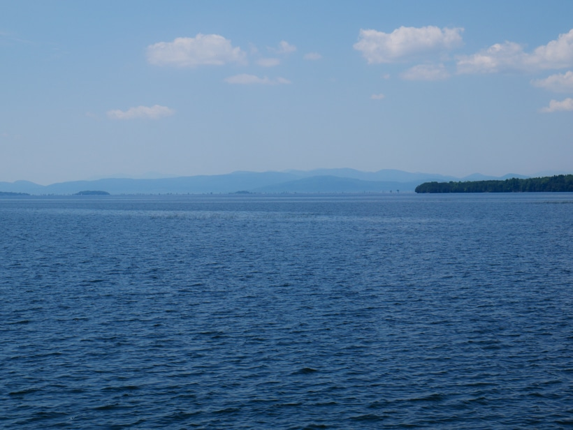 Champlain Islands Lake