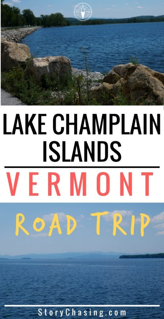 Lake Champlain Islands Vermont