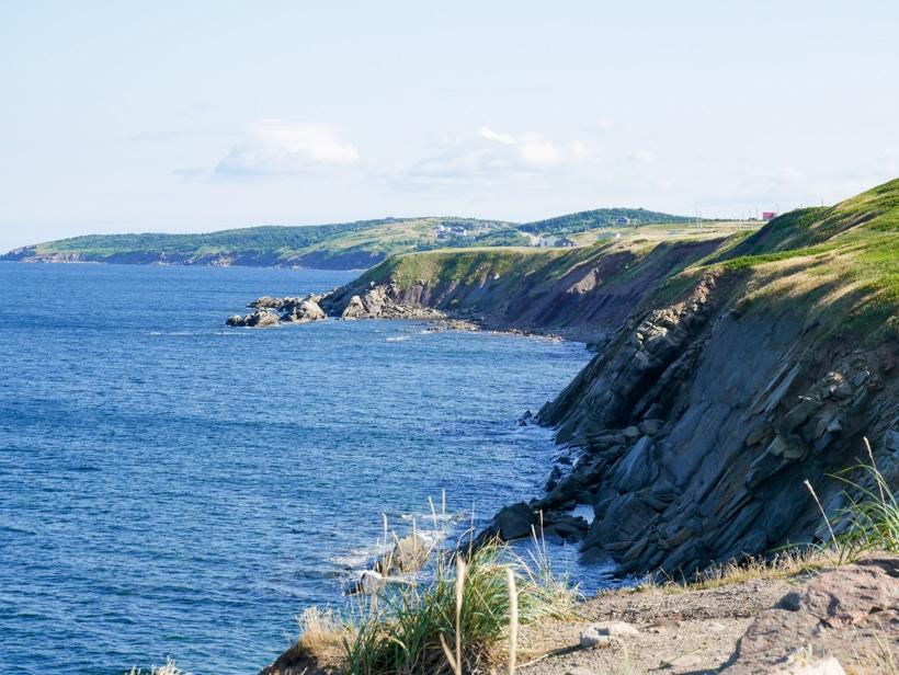 Cape Breton Island Cliffs