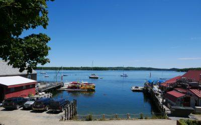 Exploring Deer Isle Maine RV Quest