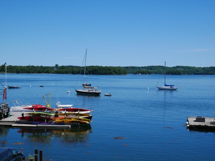 Castine Maine Harbor