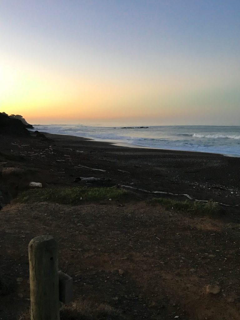 Cambria California Sunrise