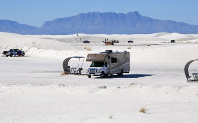 White Sand Dunes, Season 1 Winter Wrap-up
