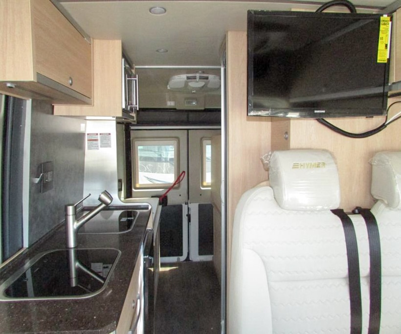 Hymer Active Living