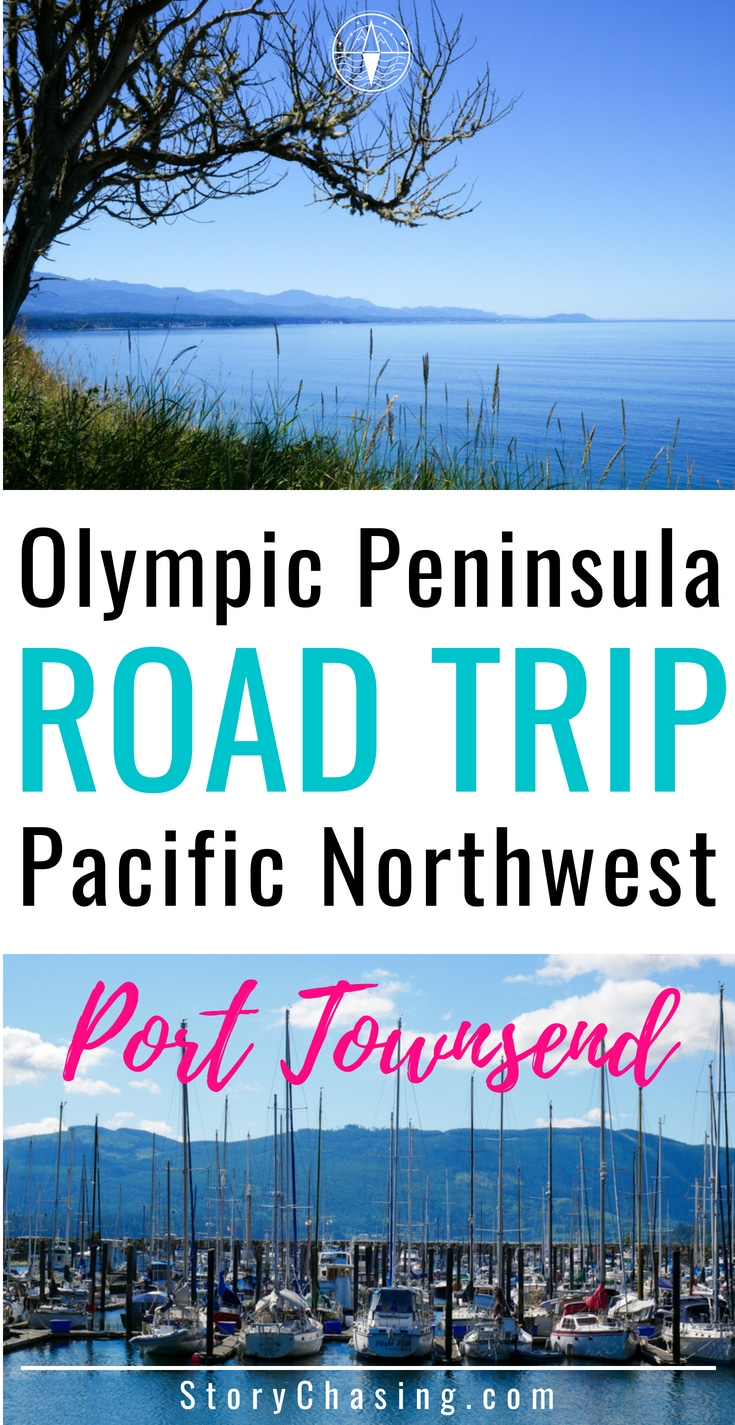 Olympic Peninsula Road Trip in Pacific Northwest