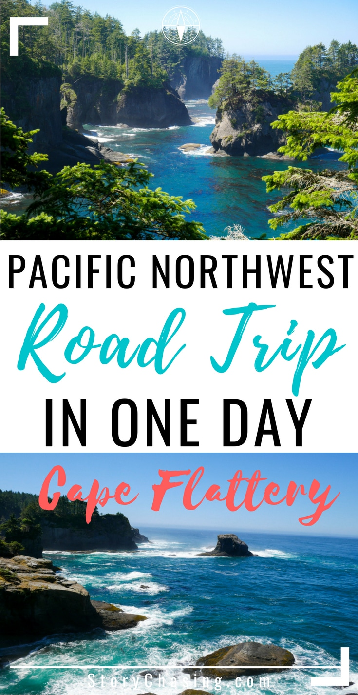 Pacific Northwest Washington Road Trip to Cape Flattery