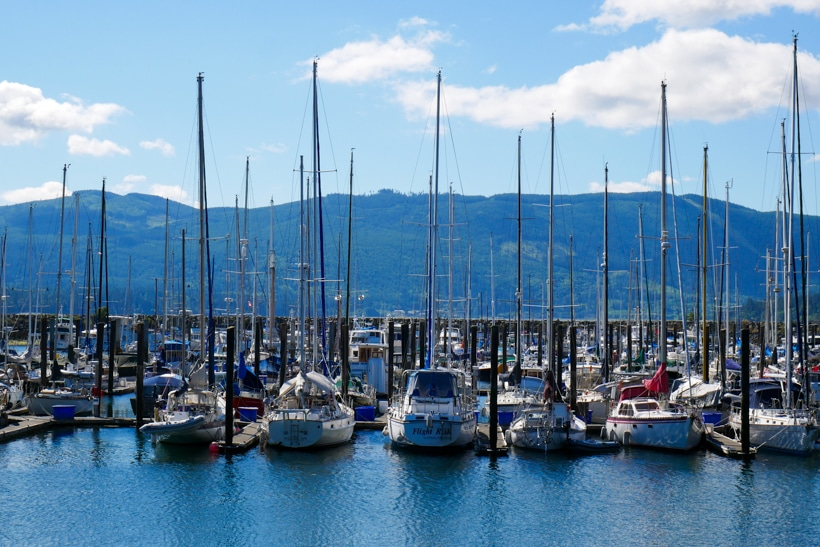 Sequim Bay Marina 2