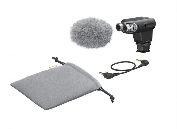 Sony ECMXYST1M Omnidirectional Microphone Wind Muff