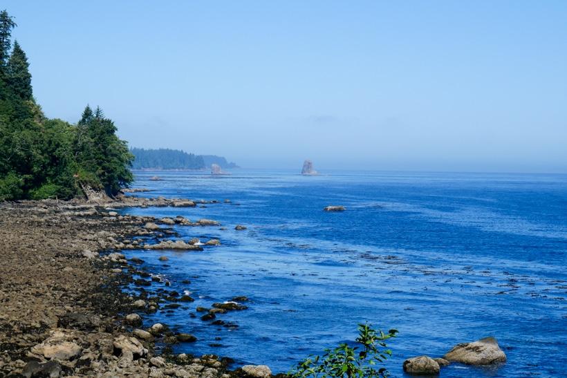 Strait of Juan de Fuca Scenic Byway