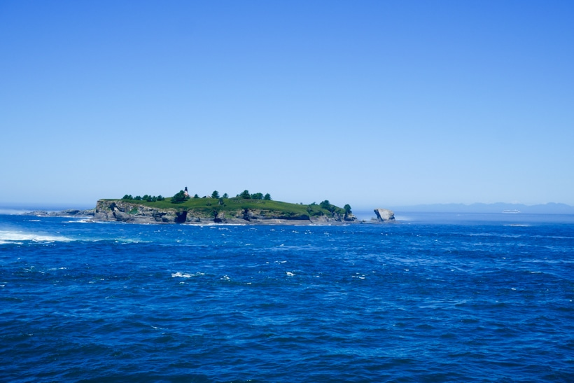 Tatoosh Island at Cape Flattery