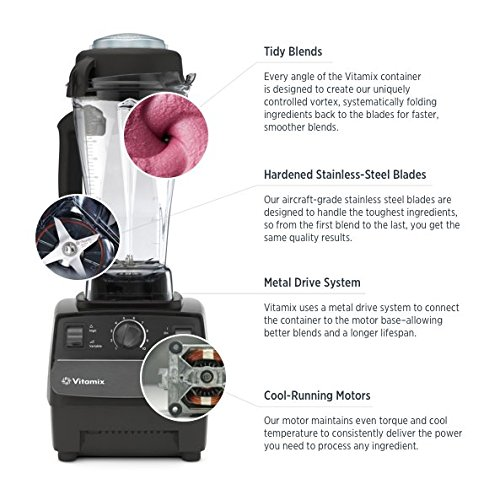 Vitamix blender system