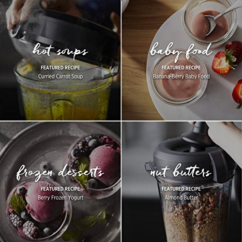Vitamix foods