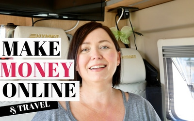 How To Make Money Online Traveling In An RV