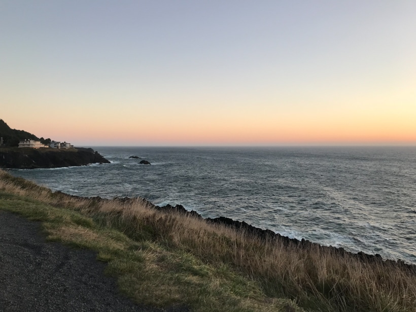 Depoe Bay Sunset 1