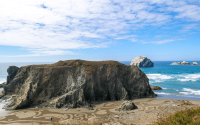 Central Oregon Coast Road Trip: Oceanside Boondocking