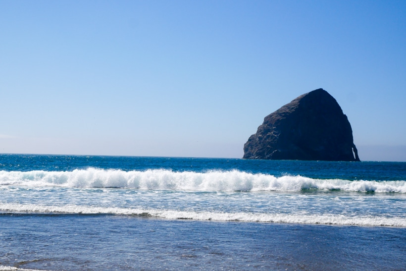 Pacific City Beach Rock 2