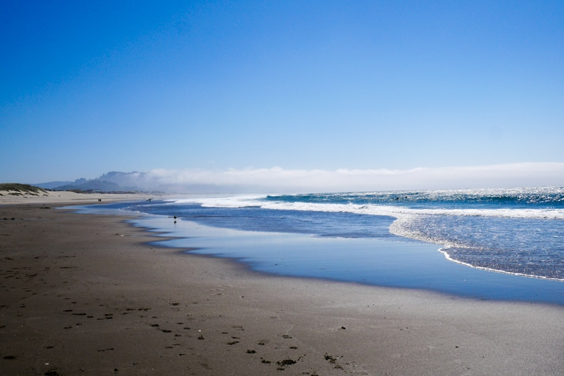Pacific City Beach