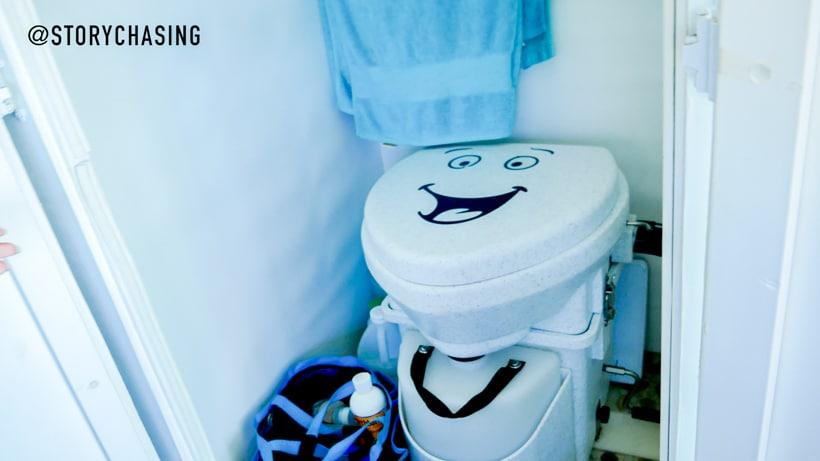 Vicaribus Composting Toilet