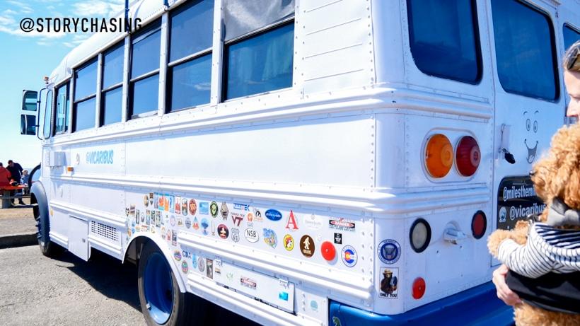 Vicaribus Stickers
