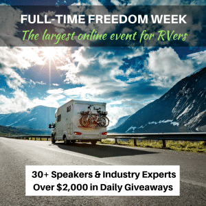Full-time Freedom Week