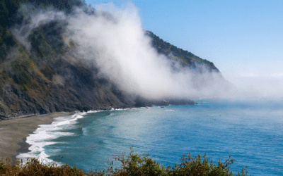 Southern Oregon Coast Road Trip: Oceanside Boondocking