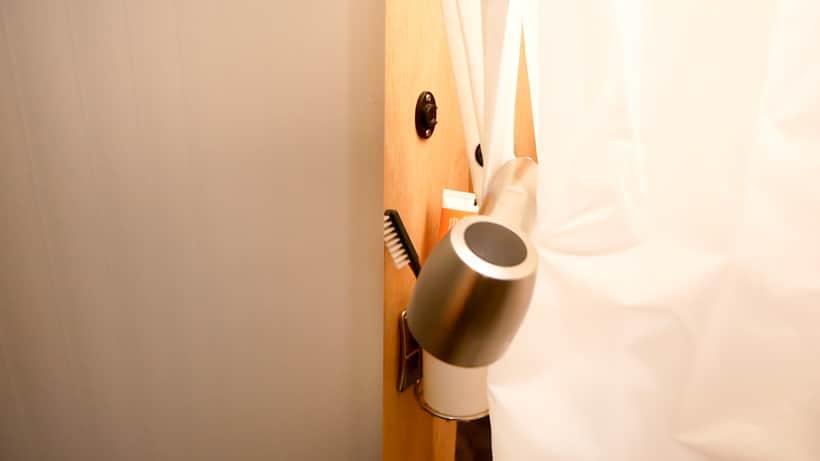 Hymer Aktiv Shower