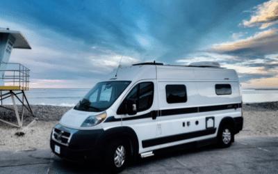 Hymer Aktiv Camper Van Review After 6 Months of Van Life