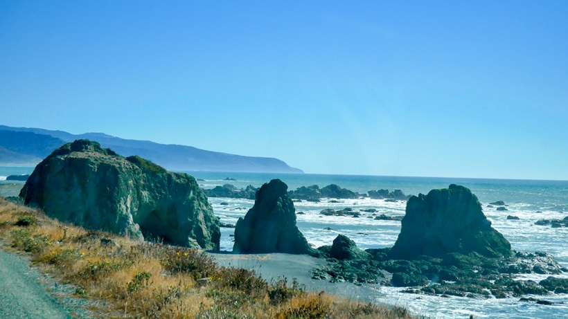 Lost Coast Rocks