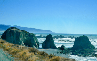 Lost Coast Trail California Road Trip & California PCH