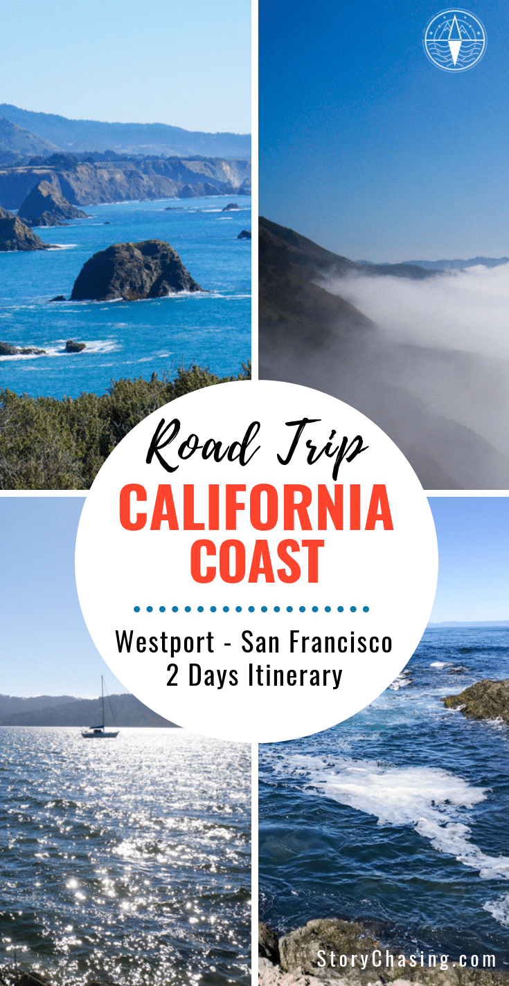 California Coast Road Trip