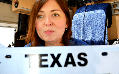 How to Domicile in Texas as a Full-Time RVer & Get Your Mail